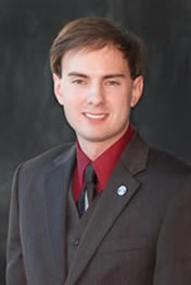 Cody Campbell, Council Member (term expires 2016)
